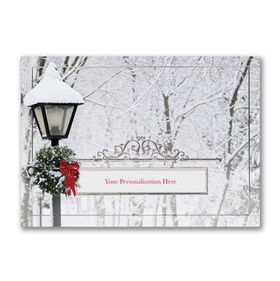 Boston Christmas Cards